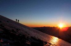 Восхождение на Эльбрус. Сделай гору зимой!