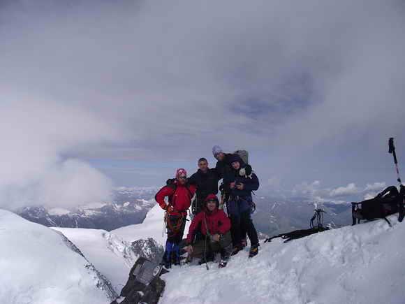 Алтай. Гора Белуха. Восточная вершина 4506