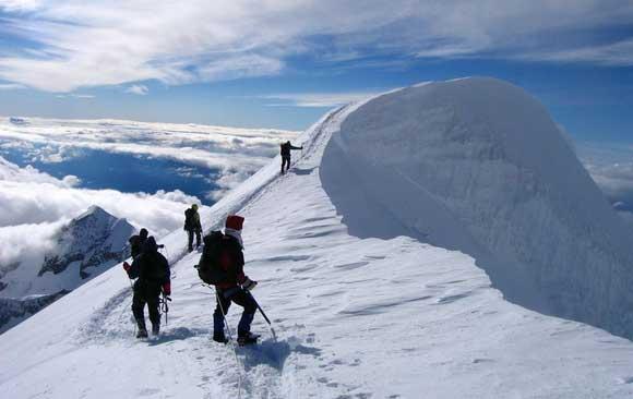 Гора-Монблан_высота-с-экстримом_вершина