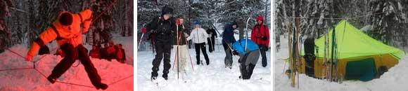 Лыжные-походы-выходного-дня-СПб-и-окрестности_Молодежные турклубы