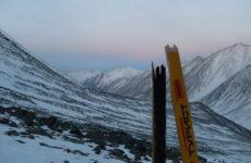 Ремонт лыж своими руками в условиях похода