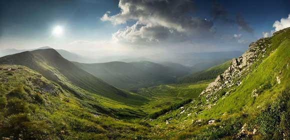 Хребет Черногор