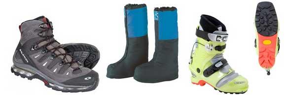 Обувь для зимних походов