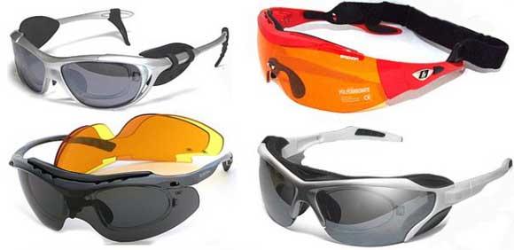 Солнцезащитные очки в зимнем туризме