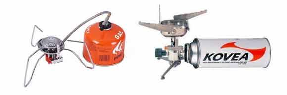 Шланговая и бесшланговая газовые горелки