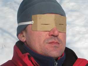 Солнцезащитные очки своими руками