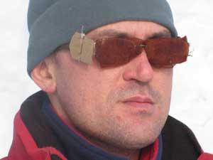 Альпинистские очки сделай сам