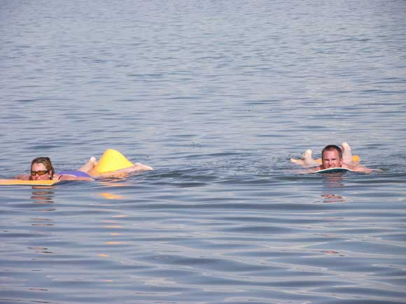 Озеро Хадын.