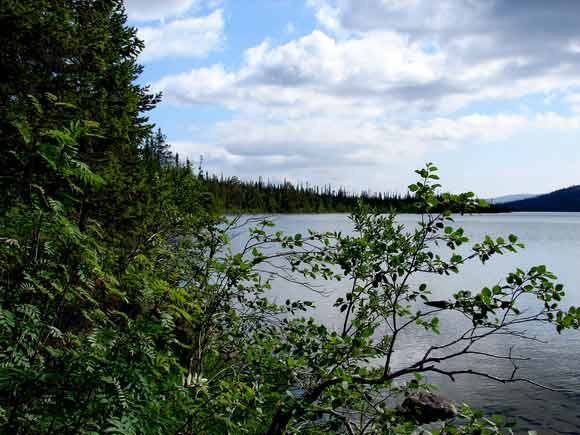 Озеро Сейдъявр