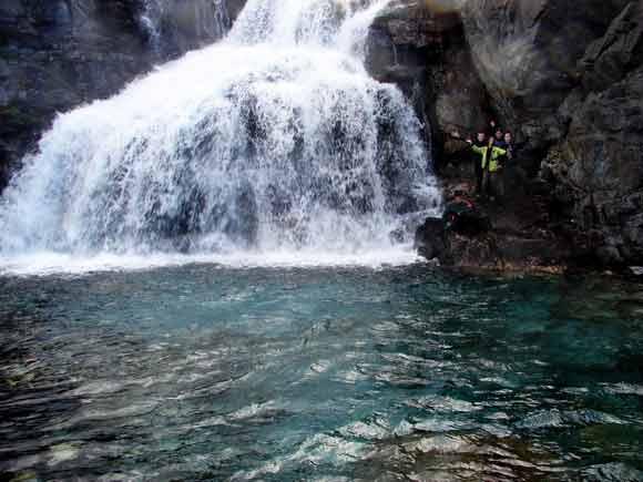 Эбручерский водопад
