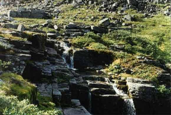 Руины на горе Нинчурт