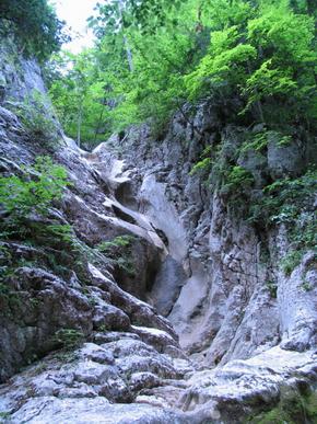 Большой каньон Крыма: приток Йохаган-су