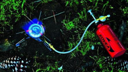 Мультитопливные и газовые горелки Kovea. Испытано на себе