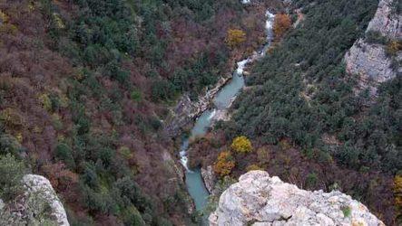 Большой каньон Крыма: однодневный поход с элементами скалолазания