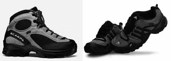 Обувь для треккинга женская