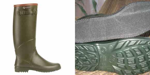 Обувь для туризма: резиновые сапоги для рыбалки и охоты