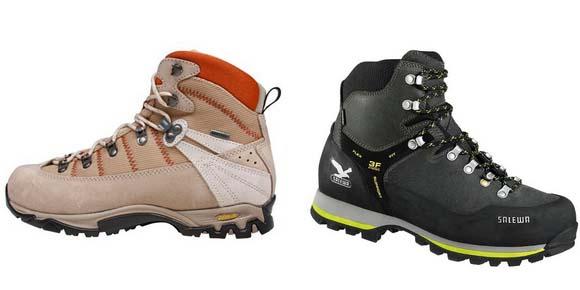 Женские и мужские горные трекинговые ботинки