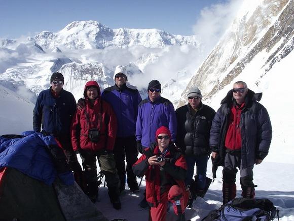 Куртки и пуховки для походов в горы