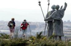 Путь Сантьяго: с палаткой по дороге пилигримов