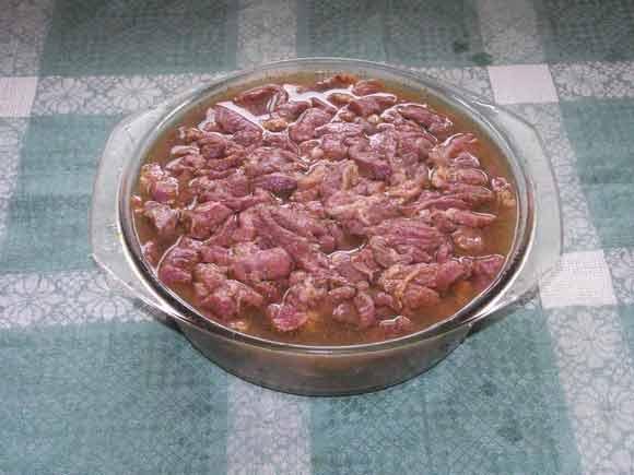 Как сублимировать мясо в домашних условиях 725