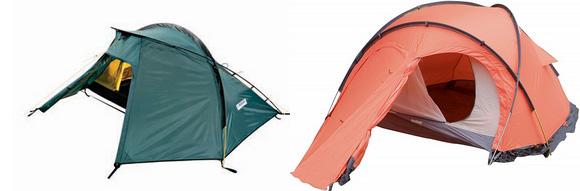 Выбор палатки для похода: пилотка, гибрид