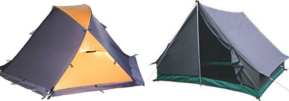 Обзор туристических палаток