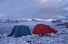 Как выбрать палатку туристическую: обзор видов и моделей