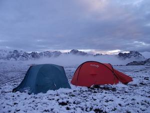 Как выбрать палатку туристическую: экстримальные палатки