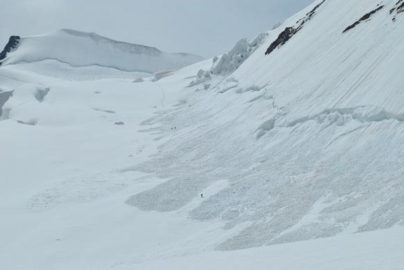 Что делать при сходе лавин