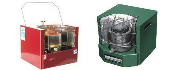 Чудо печь солярогаз