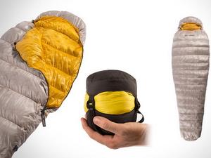 Зимние спальные мешки