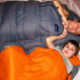 Зимний спальник: пух или синтетика?