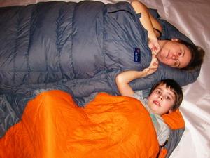 спальный мешок туристический особенности выбора