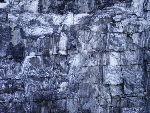 Мраморный карьер Рускеала и его мраморный узор