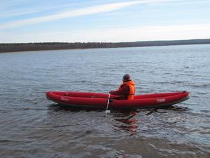 Лодка Тайга 430