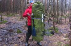 Как я сшил непромокаемый рюкзак туриста-водника