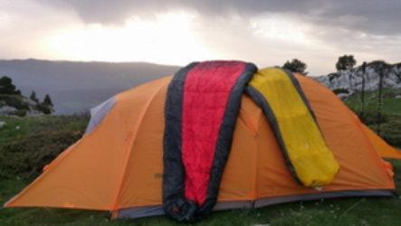 Спальный мешок одеяло или спальный мешок кокон — что лучше?