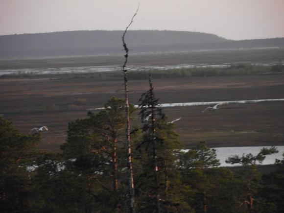 Вид с горы Сейдапахк