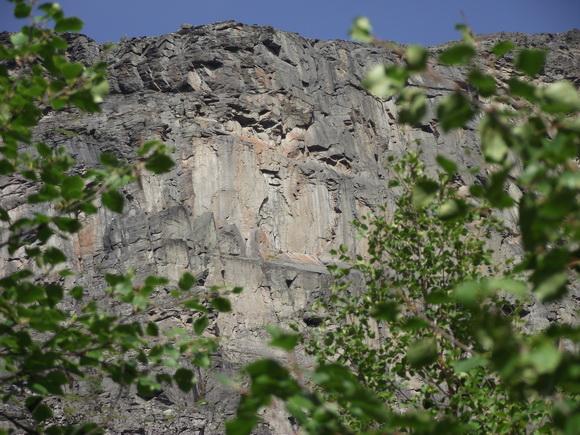 Ловозерские тундры. Изображение НЕ Куйвы