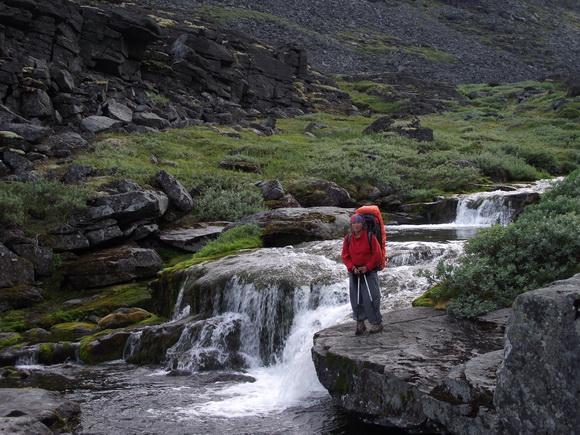 Ловозерские тундры - маршруты к водопадам