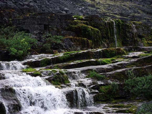 Ловозерские тундры, ущелье Мурнуай