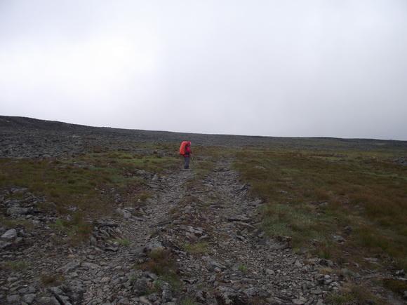 Ловозерские тундры, геологическая дорога