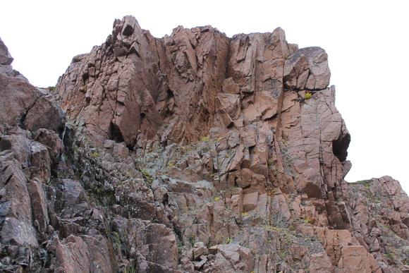 Скалы, губа Териберская, Баренцево море