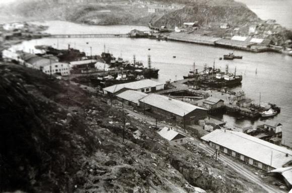 Териберка - Лодейное, фото 1965 года