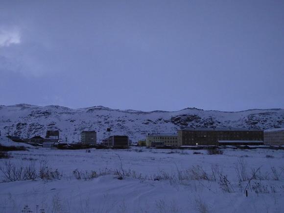 Поселок Лодейное, фото