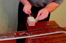 Утюг для лыж: фотоинструкция по изготовлению своими руками