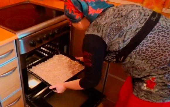 Сушеное мясо в духовке
