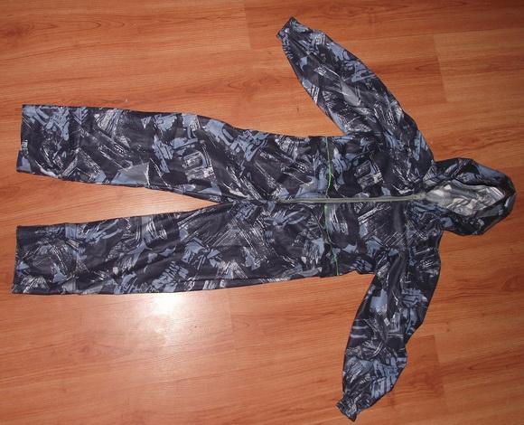Противоэнцефалитный костюм с ловушками - шьем сами