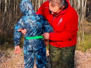 Костюм противоэнцефалитный детский: инструкция по пошиву