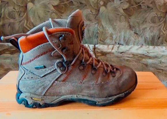 О треккинговых ботинках asolo